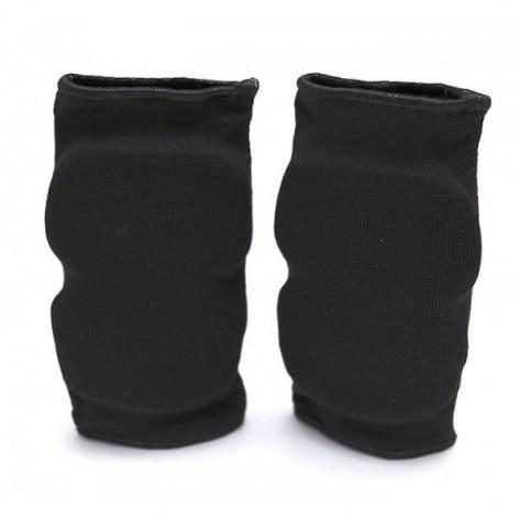 Martial Arts Knee Protector, Black