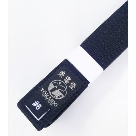 "Tokaido Karate Elite Black Belt - 1.5"""