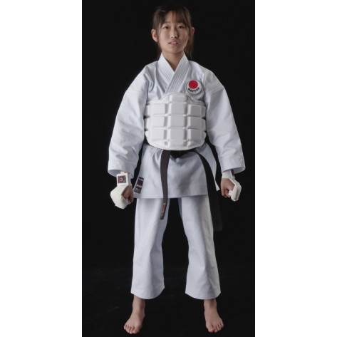 Tokaido Karate JKA Approved Kid's Body Protector