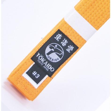 Tokaido Karate Elite Orange Belt