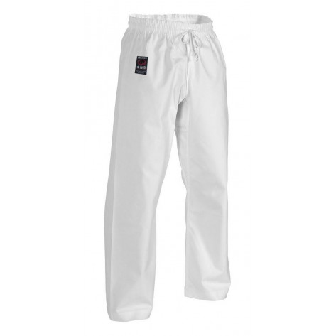 Tokaido Karate, Tsunami White Pants, 10oz - American Cut