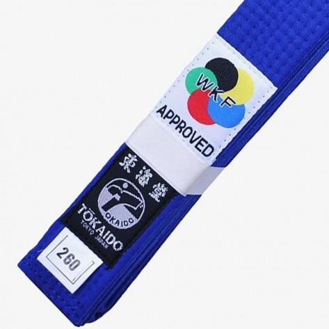 Tokaido Karate Elite WKF Blue Belt