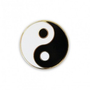 Ying Yang Pin