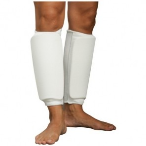 Martial Arts Shin Protector, White