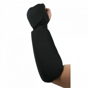 Martial Arts Forearm & Fist Protector, Black