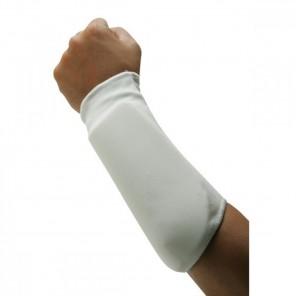 Martial Arts Forearm Protector, White