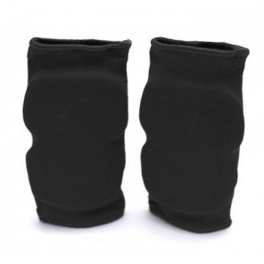 Martial Arts Knee Protector, Black