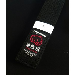 Tokaido Japanese Cotton Belt - BLBK (PRO)