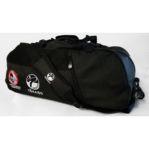 Tokaido Karate PU WKF Big Zipper Bag
