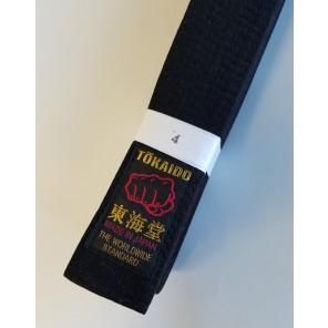 "Tokaido Japanese Cotton Belt - BLC (Champion) - 1.75"""