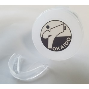 Tokaido Karate Adult Single Mouth Guard