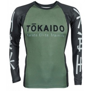 Tokaido Karate Athletic Compression Shirt