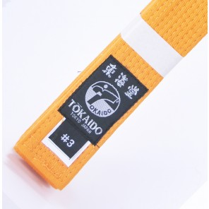 Tokaido Karate Elite Orange Belt