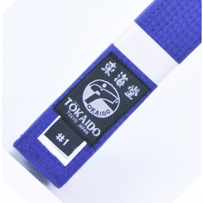 Tokaido Purple Karate Belt