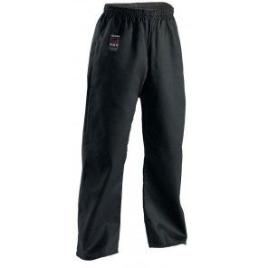 Tokaido Karate, Tsunami Black Pants, 10oz - American Cut