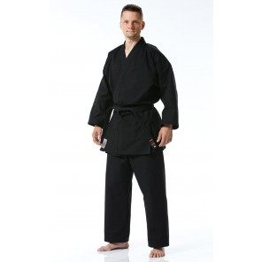 Tokaido Karate, Tsunami Training Black Gi - 10oz American Cut