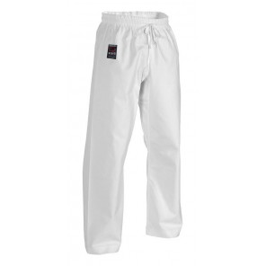 Tokaido Karate, Tsunami White Pants, 10oz - American Cut
