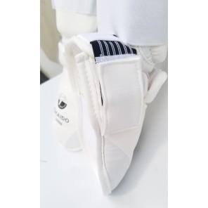 Tokaido Karate Shin & Insteps White