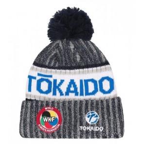 Tokaido Karate WKF Blue Winter Beanie