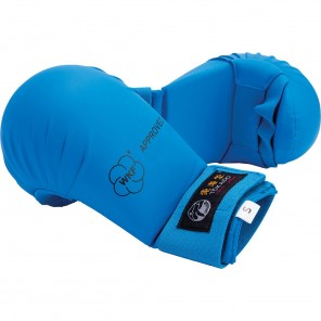 Tokaido Karate WKF Sparring Gloves Blue