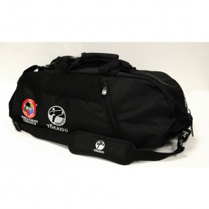 Tokaido Karate WKF Big Zipper Bag