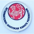 ISKF Patch-swatch
